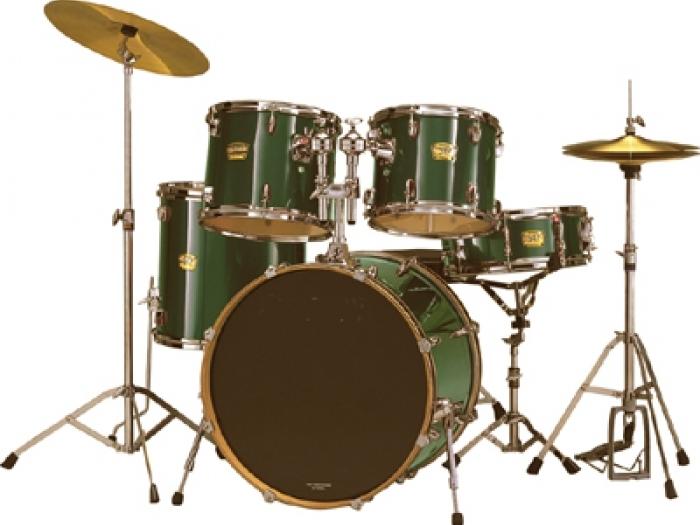 pearl(パール)、YAMAHA(ヤマハ)ドラムセットの歴史