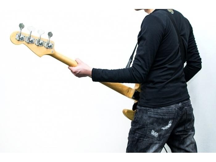 ベースアンプの一般的な音作りの手順